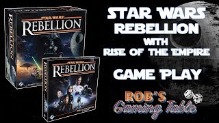 Star Wars Rebellion: Rise of the Empire Full Game Play Through Mp3