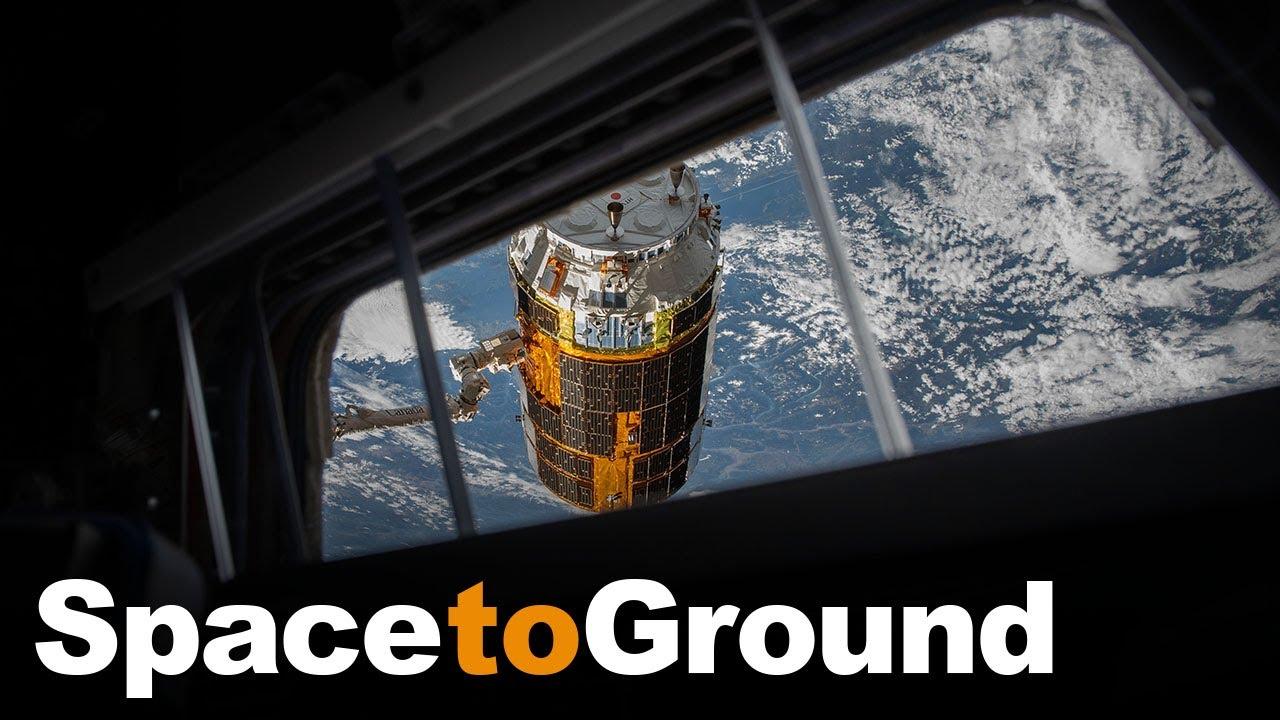 Space to Ground: Final Flight: 08/21/2020 - NASA Johnson