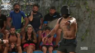 Mücadelenin Galibini Kamera Kayıtları Belirledi   Bölüm 15   Survivor 2017