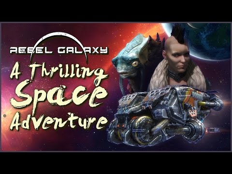 No Man's Rebel Galaxy #6 | Deliver Krunk ► Space RPG UltraWide Gameplay