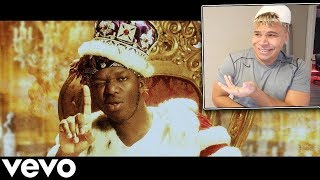REACTING TO KSI - Ares (Quadeca Diss Track)