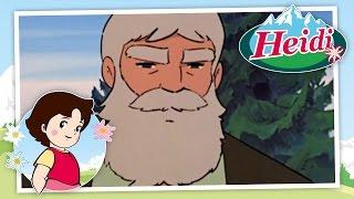 Heidi - Episodio 15 - Copo de Nieve