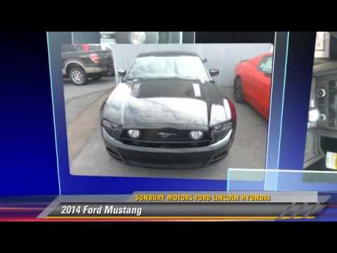 2014 ford mustang sunbury pa b20 youtube