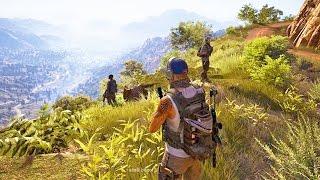 Ghost Recon Wildlands 37 Minutes of PS4 PRO Gameplay Walkthrough (Beta Gameplay Demo)