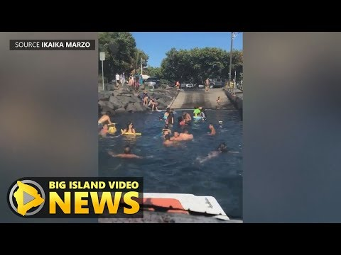 Puna Projects: Pohoiki Boat Ramp, Library, Highway 130 (Jun. 27, 2017)
