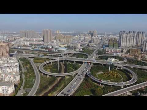 【视频看中国】Bengbu,Pearl City of Anhui Province