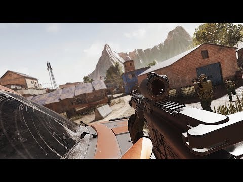UGLY WARFARE • CONTRACTORS VR