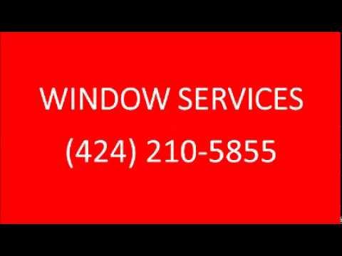 WINDOW | WINDOW REPAIR (424) 210-5855 Window Replacement Services Marina del Rey, CA
