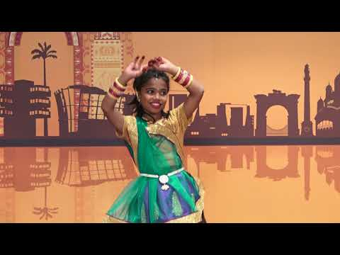 Vachinde Full Video Song Dance Performance By Government School Girl- Fidaa Movie