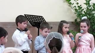 Песня   К нам пришла весна   Пасха 28.04.2019г