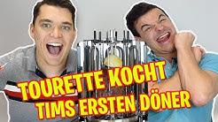 Tourette kocht Tims ERSTEN Döner! (Jan ist ein Hase)