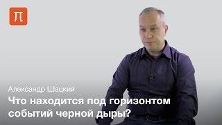 Черные дыры и кротовые норы - Александр Шацкий