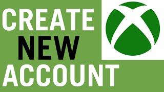 How To Create A New Xbox One Account (2020)