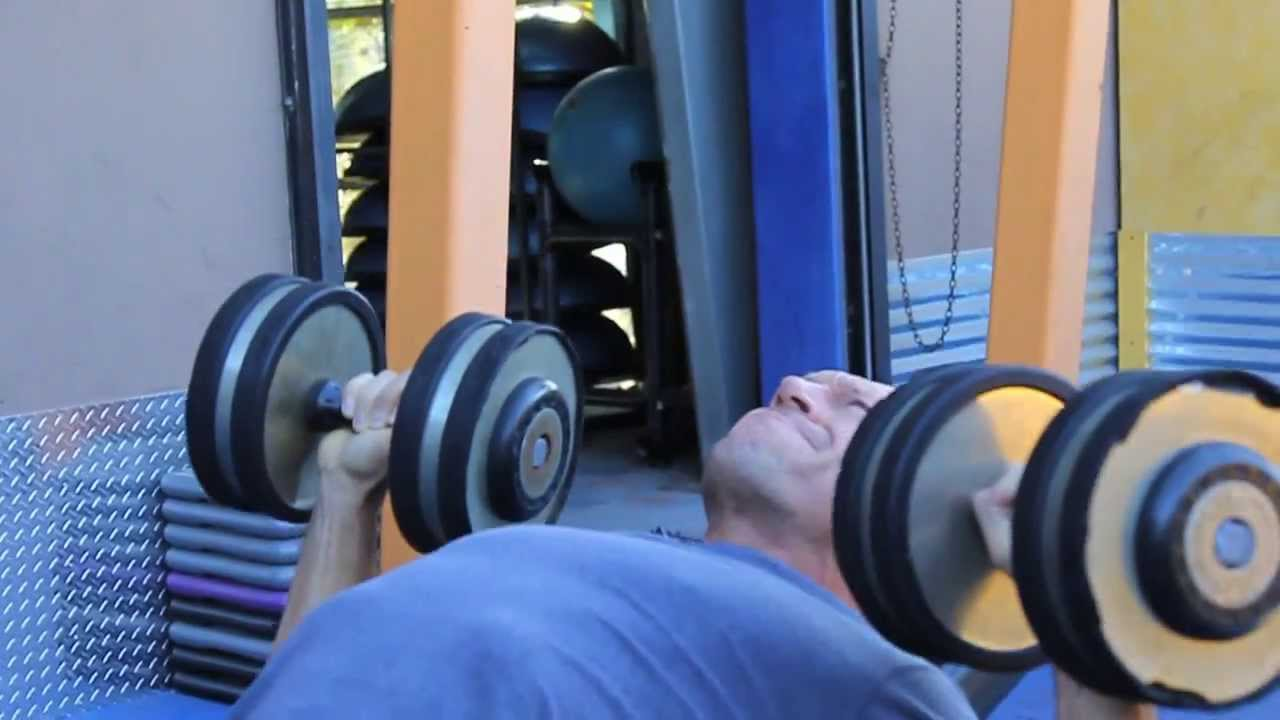 Грудные мышцы. Giant set.