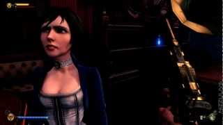 BioShock Infinite Button Up Your Overcoat Helen Kane In-Game