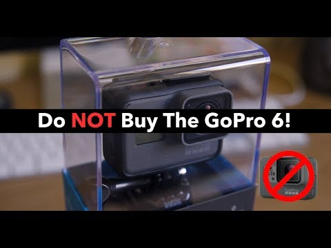 Do NOT Buy The GoPro 6! (GoPro Hero 6 vs 5)
