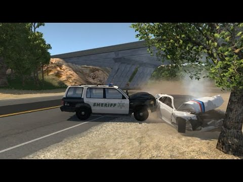 BeamNG.drive - Tennessee USA Real Terrain map 144sq/mi Roane County