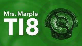 Mrs. Marple | Ti8. Sub Inc [EN+RU] feat. Miracle, Zai, Vilat, Sumail, Solo, Puppey