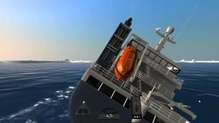 Cargo Ships SINKS | SHIP SIMULATOR EXTREMES