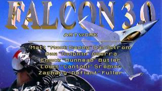 """Falcon 3.0 """"Sound Blaster vs Roland MT-32"""" Midi (DOS)"""