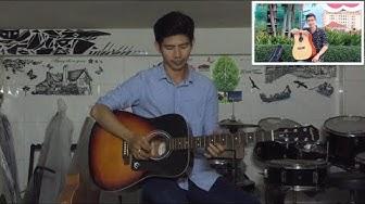 ចៅដួង សូឡូហ្គីតា - Jav Doung Solo ចៅដួង ( ក្បាច់ )