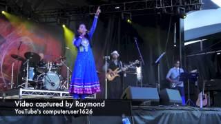 Shweta Subram - Beedi - Surrey Fusion Festival 2013 (LIVE)
