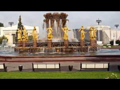 Прогулки по Москве. ВДНХ.