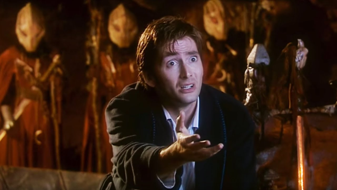The Doctor Quotes the Lion King - Doctor Who - The Christmas ...