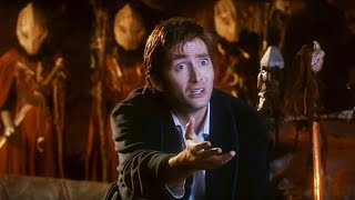 The Doctor Quotes the Lion King - Doctor Who - The Christmas Invasion - BBC