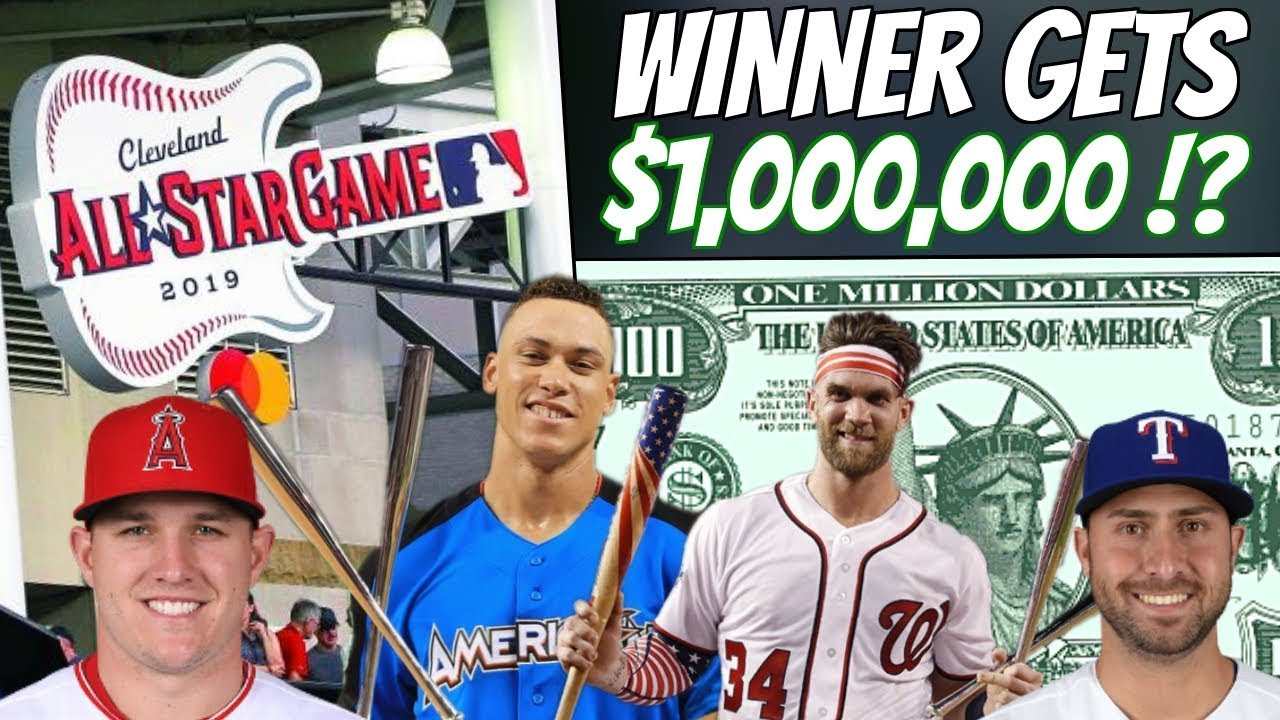 Home Run Derby 2020 Contestants.These Players Must Be In The 2019 Home Run Derby 1 000 000 Prize