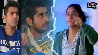 Bigg Boss 12 : Surbhi Fight With Deepak & Romil For Captaincy !!