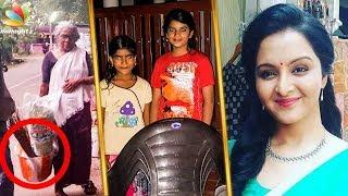 പ്രളയ ബാധിതർക്കൊപ്പം പിറന്നാൾ ആഘോഷിച്ചു മഞ്ജു | Manju Warrier Birtah Day celebration