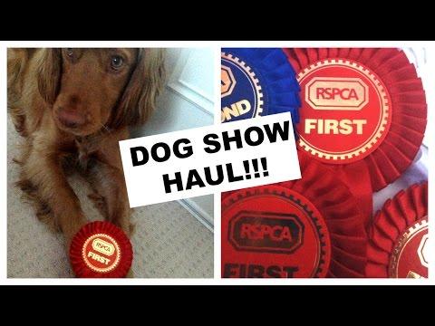 Dog Show Haul!