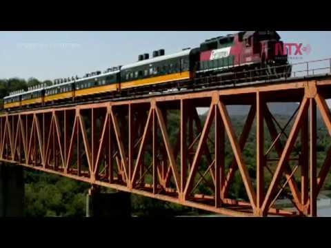 Conoce El Chepe, el único tren de pasajeros en México