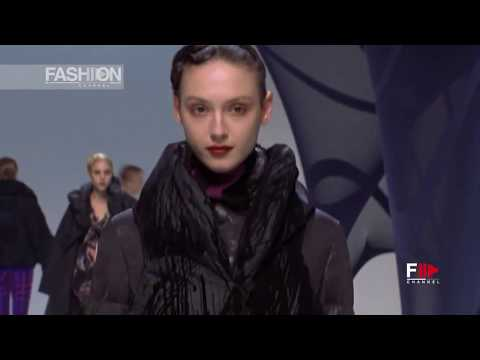 ISSEY MIYAKE - Paris Autumn Winter 2010 - 11 - Fashion Channel