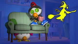 LiMON iLE ZEYTiN: Hayaletli Ev - 39. Bölüm - Macera Çizgi Filmleri | Disney Channel