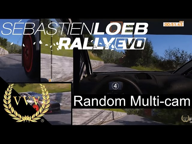 Sebastien Loeb Rally Evo multi-cam chat