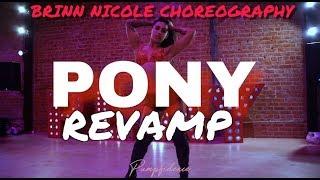 PONY REVAMP | GINUWINE | BRINN NICOLE CHOREOGRAPHY