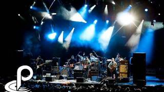 Modest Mouse -  Intro to show / Cheering / Rain / Birds Chirping / Some Cool Guitar Riffs