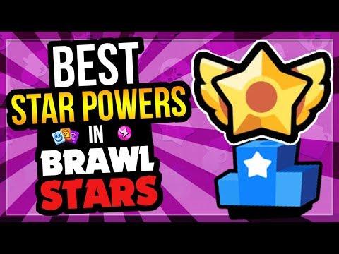 Best & Worst Star Powers in Brawl Stars! Star Power Tier List [Brawl Stars]