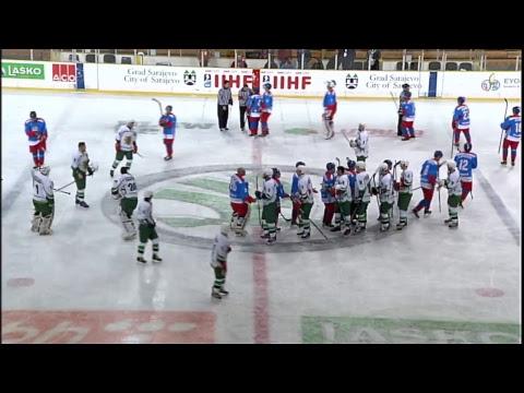 Kuwait vs Turkmenistan, IIHF World Championship Division III, Sarajevo