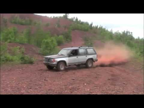 Wrecking Ford Explorer!