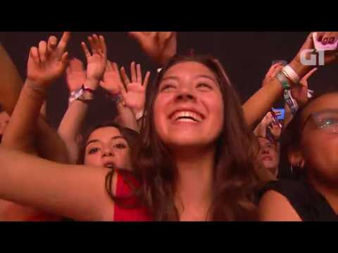 The Chainsmokers - Closer Live @ No...