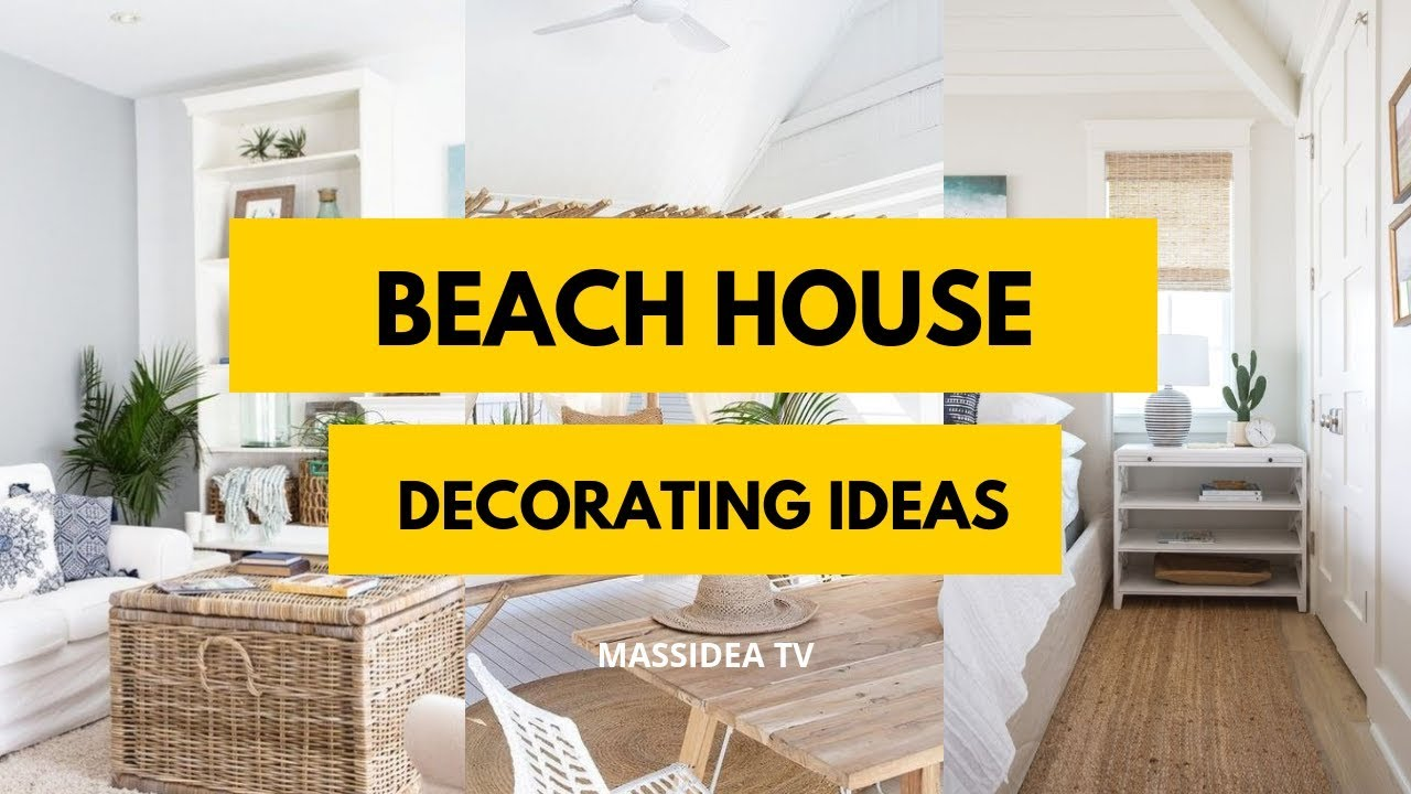 75 Awesome Beach House Decor Ideas From Pinterest