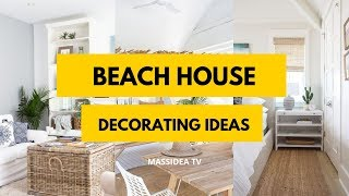75+ Awesome Beach House Decor Ideas From Pinterest
