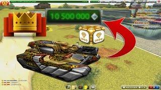 Tanki Online 10  Million Crystals And Viking Thunder M4 XT?!Free Premium and crystals