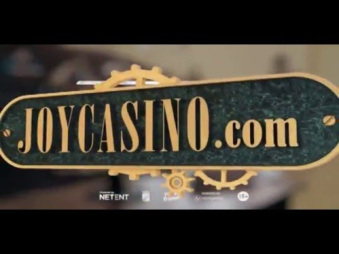 Реклама joy casino slots machine tricks