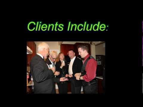 Seattle Corporate Magician Joe Black's acts!