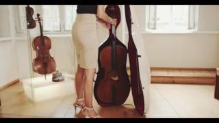 GEWA Cello Air Schwebelagerung