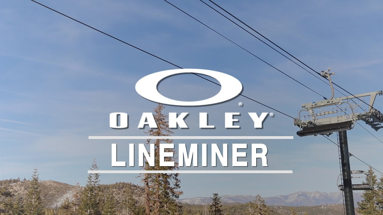 802a6dab96a Oakley Lineminer 2016 Snow Goggle at Mammoth